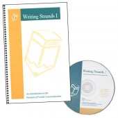 Writing Strands Level 1 Book and CD