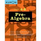Kumon PreAlgebra Grades 6-8