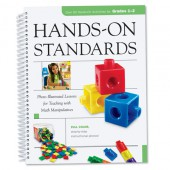 Hands-On Standards®: Photo-Illustrated Lessons for Teaching with Math Manipulatives, Grades 1-2