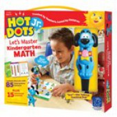 Hot Dots® Jr. Let's Master Kindergarten Math