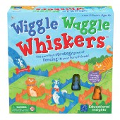 Wiggle Waggle Whiskers™ Strategy Game