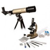 Geosafari® Telescope and Microscope Set