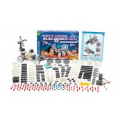 Remote-Control Machines:  Space Explorers Science Kit