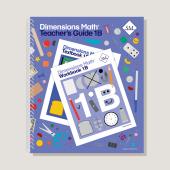 Dimensions Math Teacher's Guide 1B - Singapore Math
