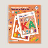 Dimensions Math Teacher's Guide KA - Singapore Math