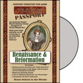 Project Passport World History Study: The Renaissance & Reformation CD