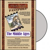 Project Passport World History Study: The Middle Ages CD