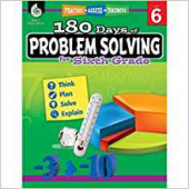 180 Days of Problem Solving for Sixth Grade – Teacher Created Materials