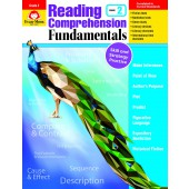 Evan-Moor Reading Comprehension Fundamentals, Grade 2