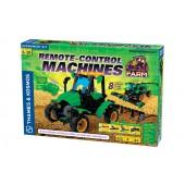 Remote-Control Machines Farm