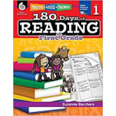 180 Days of Reading for the First Grade -  Teacher Creative Materials