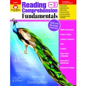 Evan-Moor Reading Comprehension Fundamentals, Grade 3