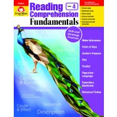 Evan-Moor Reading Comprehension Fundamentals, Grade 4
