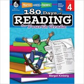 180 Days of Reading for the Fourth Grade - Teacher Created Materials