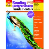 Evan-Moor  Reading Comprehension Fundamentals, Grade 5