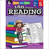 180 Days of Reading for the Fifth Grade - Teacher Created Materials
