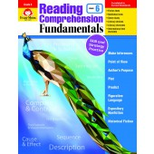 Evan-Moor  Reading Comprehension Fundamentals, Grade 6