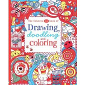 Drawing, Doodling and Coloring - Red Book
