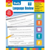 Daily Language Review Grade 7 Evan-Moor