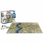 4D Cityscape Rome Puzzle