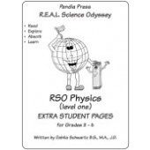 R.E.A.L. Science Odyssey - Physics Level 1 Student Pages