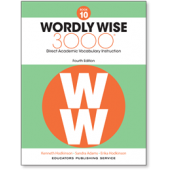 Wordly Wise 3000® 4th Edition Student Book 10