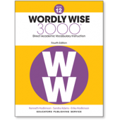 Wordly Wise 3000® 4th Edition Student Book 12