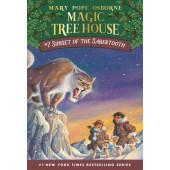 Maagic Tree House #7.Sunset of the Sabertooth