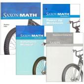 Saxon Math 3 Intermediate Homeschool Kit