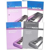 Saxon Math 4 Intermediate Homeschool Kit