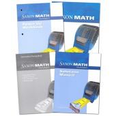 Saxon Math 5 Intermediate Homeschool Kit