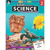 180 Days of Science for the Second Grade - Teacher Created Materials
