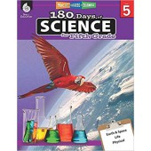 180 Days of Science for the Fifth Grade - Teacher Created Materials