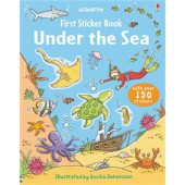 Usborne First Sticker Book - Under the Sea