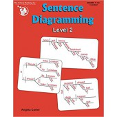Sentence Diagramming Level 2-  The Critical Thinking Company