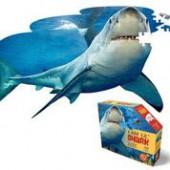 I AM LiL Shark 100-Piece Puzzle