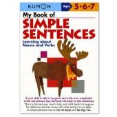 Kumon Book of Simple Sentences