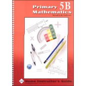 Singapore Primary Math Standards Edition 5B Home Instructor Guide