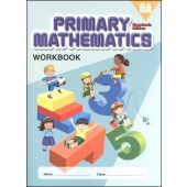 Singapore Primary Mathematics Standards Edition 6A Workbook