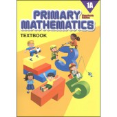 Singapore Primary Mathematics Standards Edition 1A Textbook