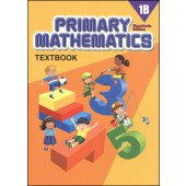 Singapore Primary Mathematics Standards Edition 1B Textbook