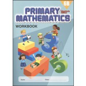 Singapore Primary Mathematics Standards Edition 6B Workbook