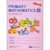 Primary Mathematics  US Edition 6A Workbook