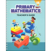 Singapore Primary Mathematics Standards Edition 6B Teacher's Guide