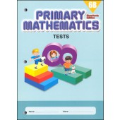 Singapore Primary Mathematics Standards Edition 6B Tests