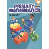 Singapore Primary Mathematics Standards Edition 6B Textbook