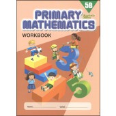 Singapore Primary Mathematics Standards Edition 5B Workbook