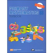 Primary Mathematics US Edition 6B Text