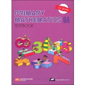 Primary Mathematics US Edition 6A Textbook