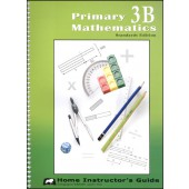 Singapore Primary Math Standards Edition 3B Home Instructor's Guide